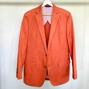 Brooks Brothers x Tessuti Sondrio blazer. 🧡